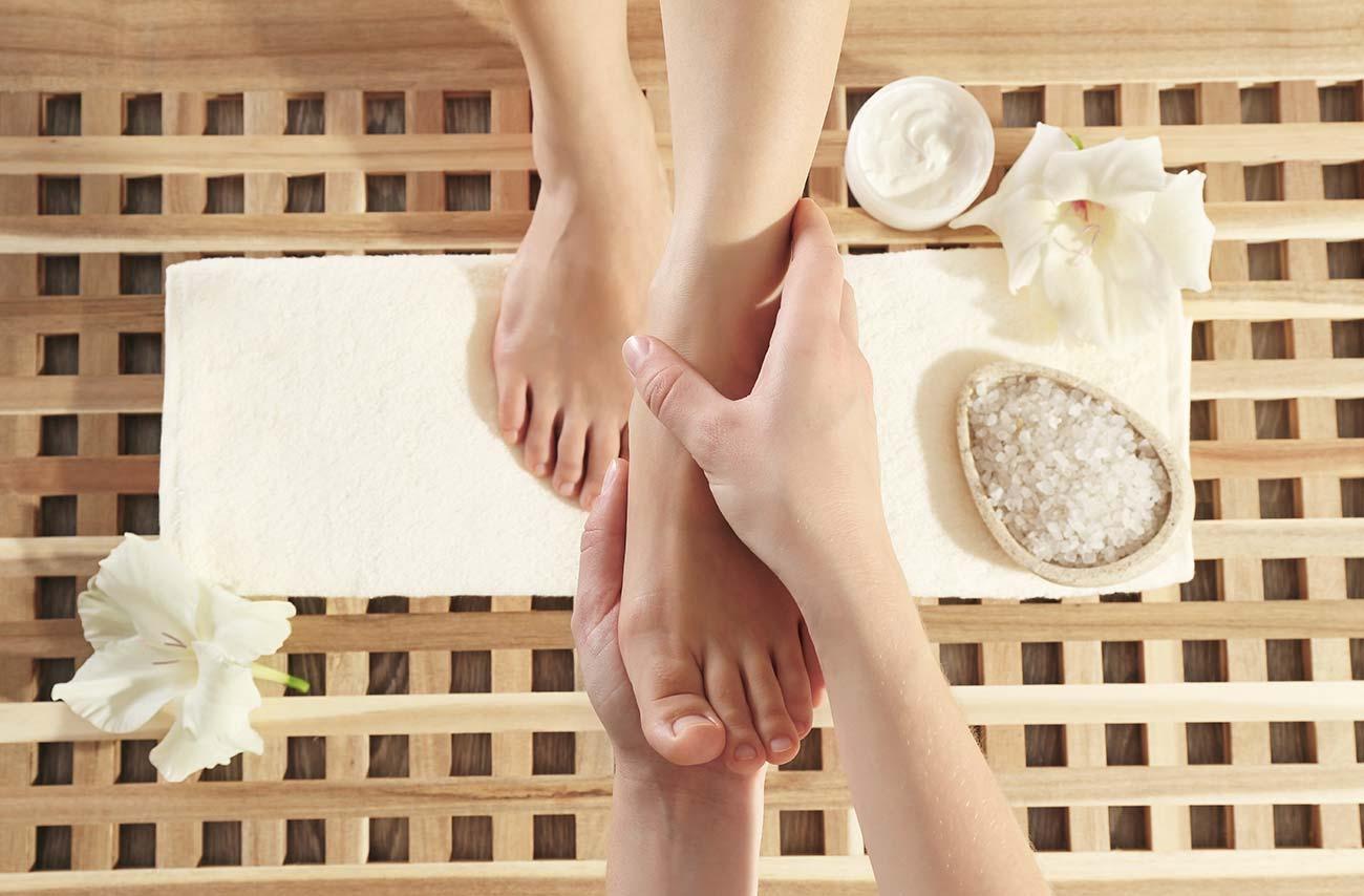 lys - massagem-pés