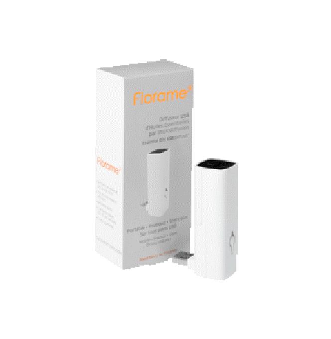 Difusores USB de Óleos Essenciais (branco)