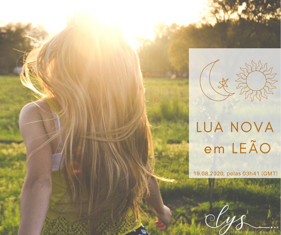 Lys - Lua Nova Leão2020